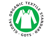 Certified organic cotton