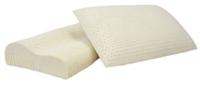 100%-Natural Rubber Latex Pillows