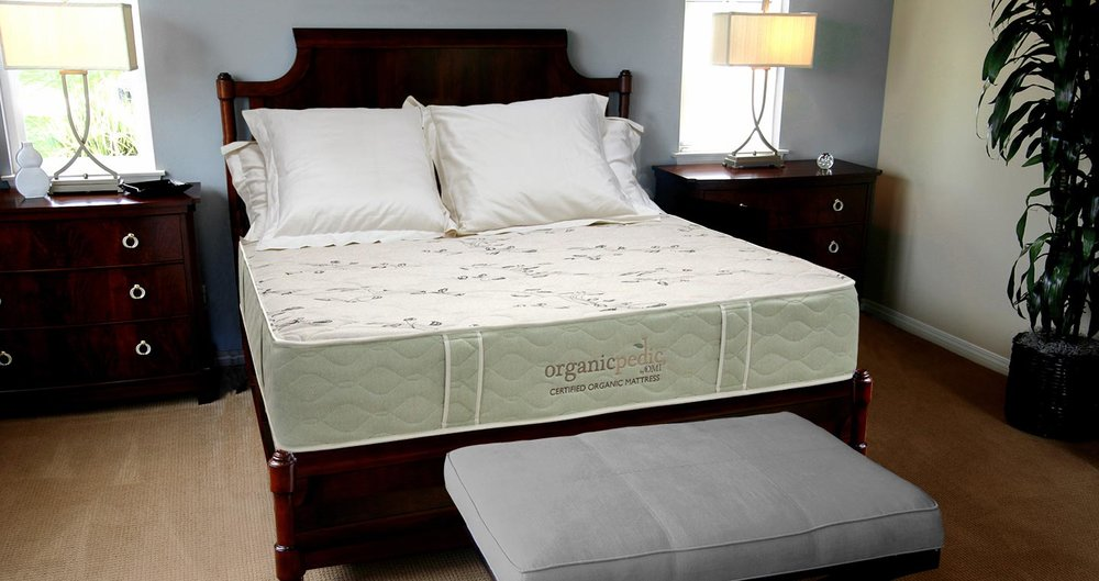 Duo_Knit_Banner. OMI   Certified Organic Mattresses And Bedding, Made  In America