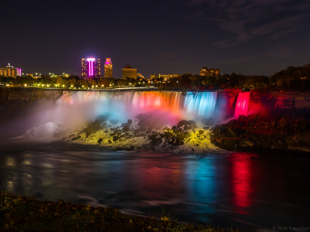 Niagara Falls - Oct 16