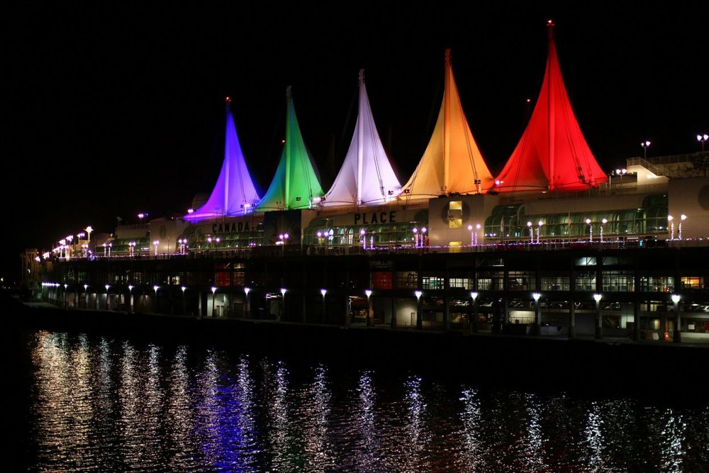 Sails of Light Vancouver - Oct 17
