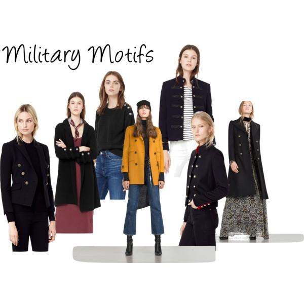 Military Motif