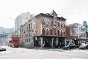 The Three Story Building Located On The Corner Of Broadway And 4th Avenue Has A Storied Past Built As A Three Floor Pharmacy In 1872 The Building Was