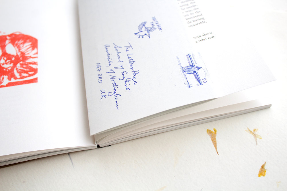 The Letter page - Editorial Design - Risograph Printing.jpg
