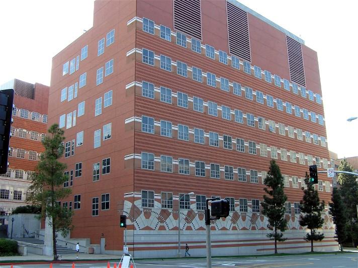 UCLA Gonda Building