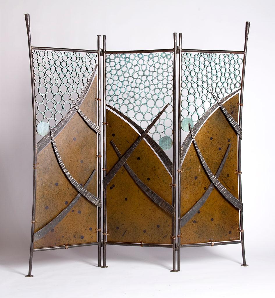 Art Deco Screen by Stephen Lyman $4870.00 plus shipping & handling