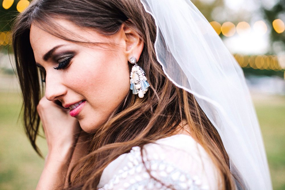 HAIR + MAKEUP: Harley Ann Artistry | PHOTO: Mary Claire Photography | STYLING: S & S Event Design