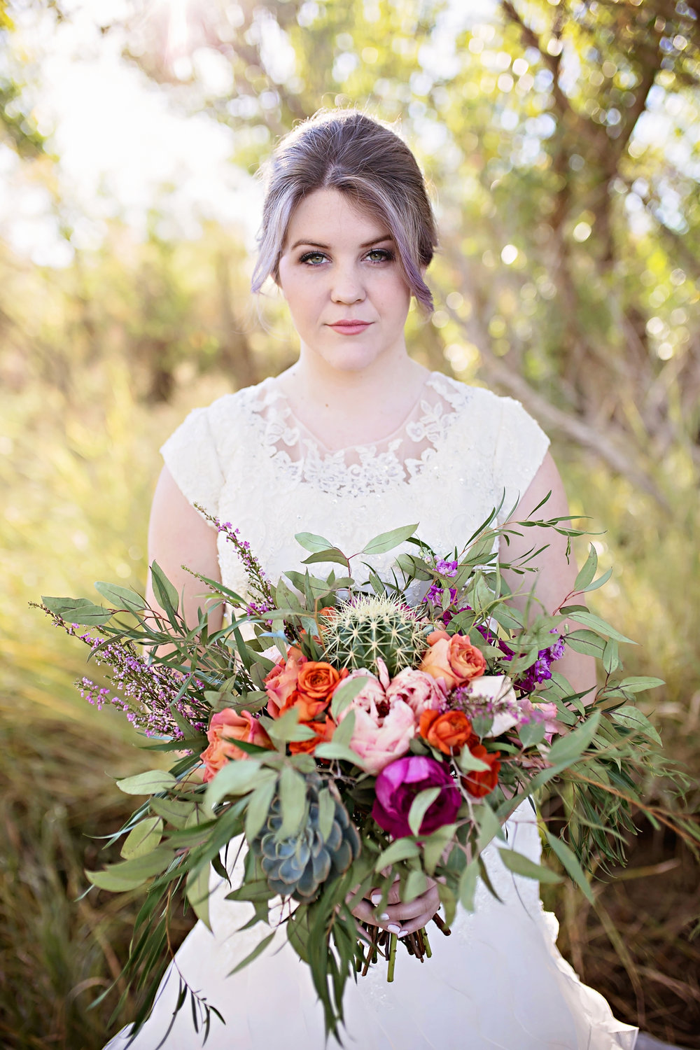 HAIR + MAKEUP: Harley Ann Artistry | DRESS: A Dressy Occasion |PHOTO: Jessica Lobbins