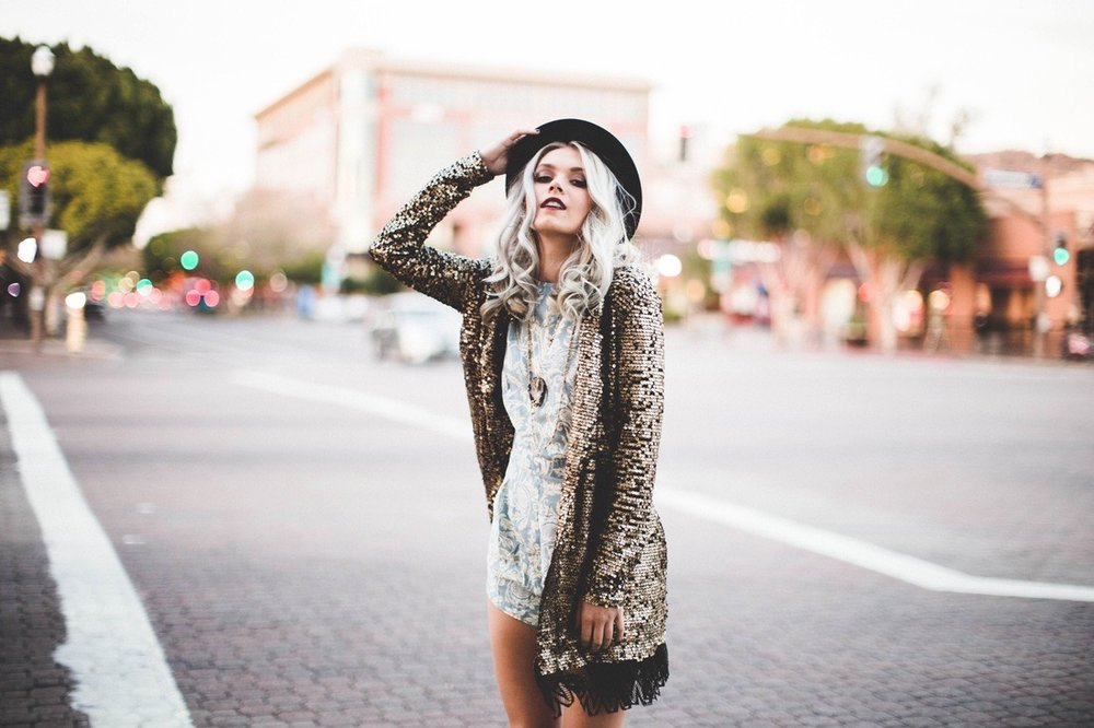 PHOTO: Jaci Smith | HAIR + MAKEUP: Harley Ann Artistry | MODEL: Kjerstin Pinc