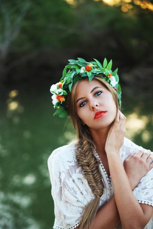 HAIR + MAKEUP: Harley Ann Artistry | MODEL: Brooke Wood | PHOTO: Breea Guttery