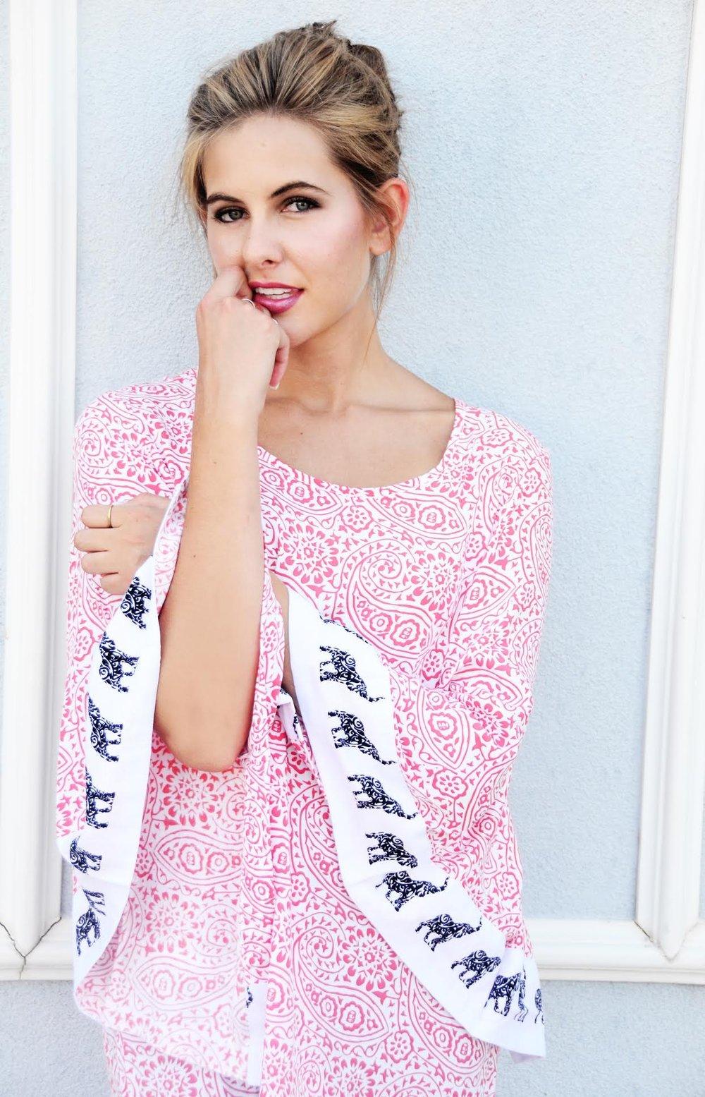 HAIR + MAKEUP: Harley Ann Artistry | MODEL: Brooke Wood | PHOTO: Julia Ka | CLOTHING: Misha Mendicino Designs