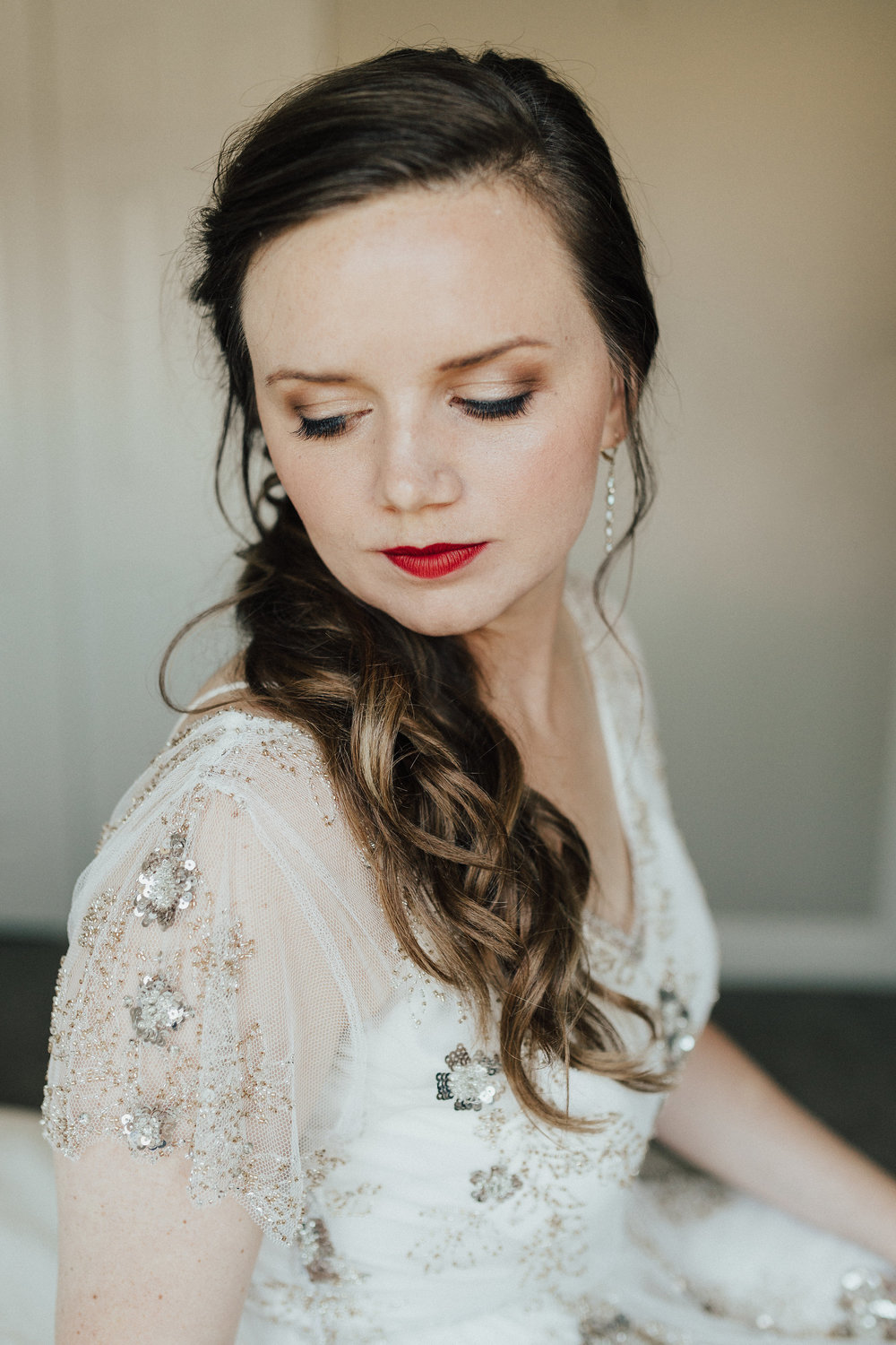 HAIR + MAKEUP: Harley Ann Artistry | PHOTO: The Shepard Photo