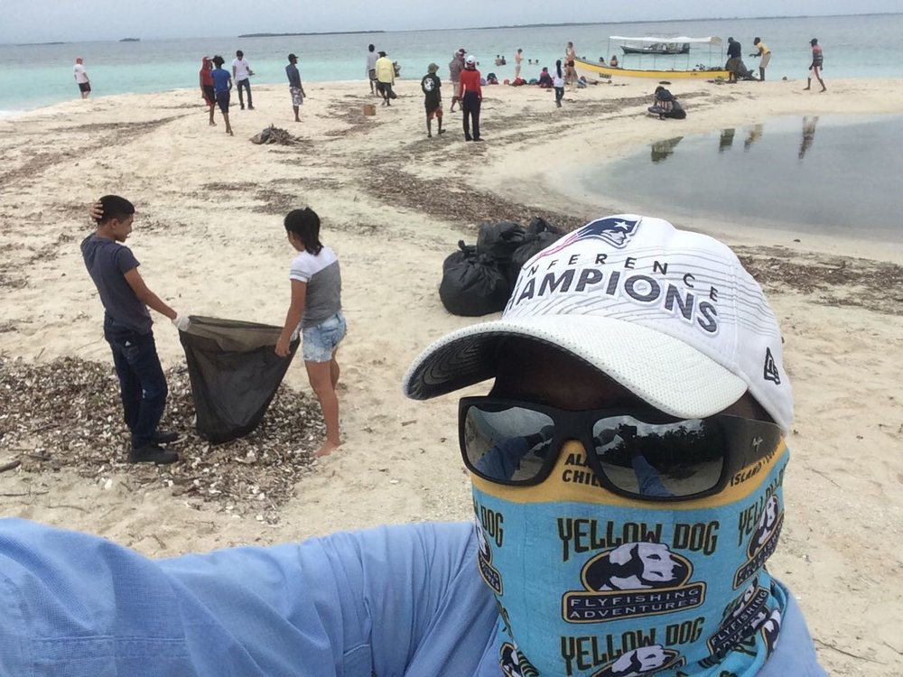 Mehia Beach Cleanup 1-18.JPG