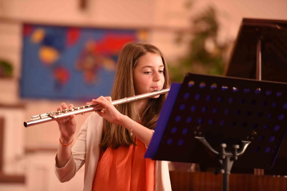 Flute & Saxophone