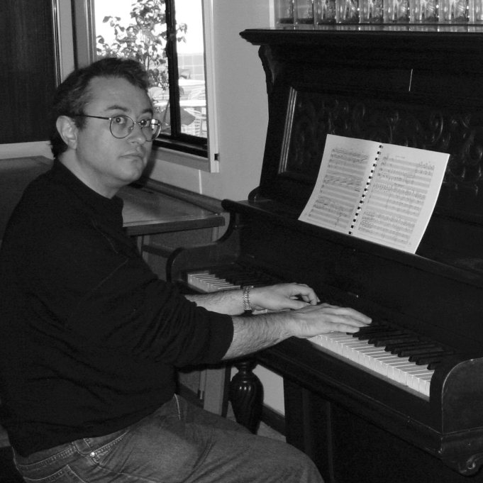 "Dr. Ilias (pronounced E-LEE-US) is a pianist, composer, and musicologist trained in Greece, England, and at Stanford University. A Stanford lecturer since 2005, he has also appeared as soloist and accompanist in local music theater productions, and has released four albums of instrumental music. He has been teaching the piano and music theory since his undergraduate years. He is joining the NMS after two years in Europe's musical capital, Berlin. His personal homage to Mozart is titled ""Music Box"": https://www.youtube.com/watch?v=ILDNXLEuF34"