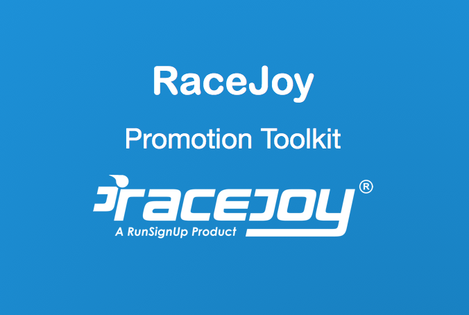 Usage is dependent on promotion!   Encourage the race to communicate tracking is available in RaceJoy