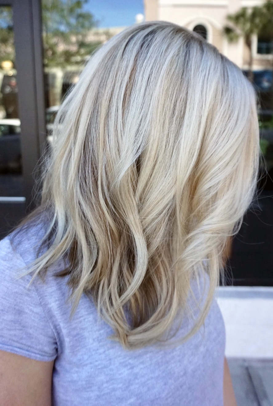 How To Choose The Best Hair Color For Your Skin Tone Blondes Kim