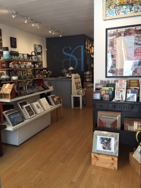 SACRED ART 4619 N. Lincoln Ave. Chicago, IL 60625 (773) 728-2803 sacredartstore@gmail.com