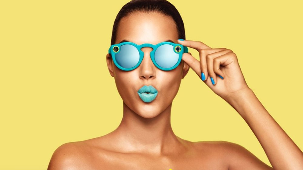 Spectacles - Spectacles are pairs of smartglasses dedicated to recording video for the Snapchat service.