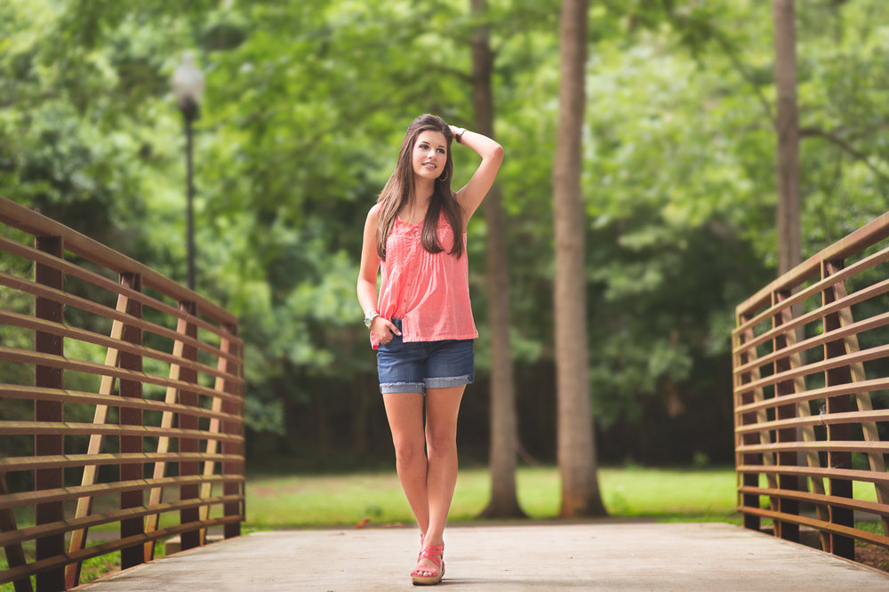 Atlanta Gwinnett Senior Photography