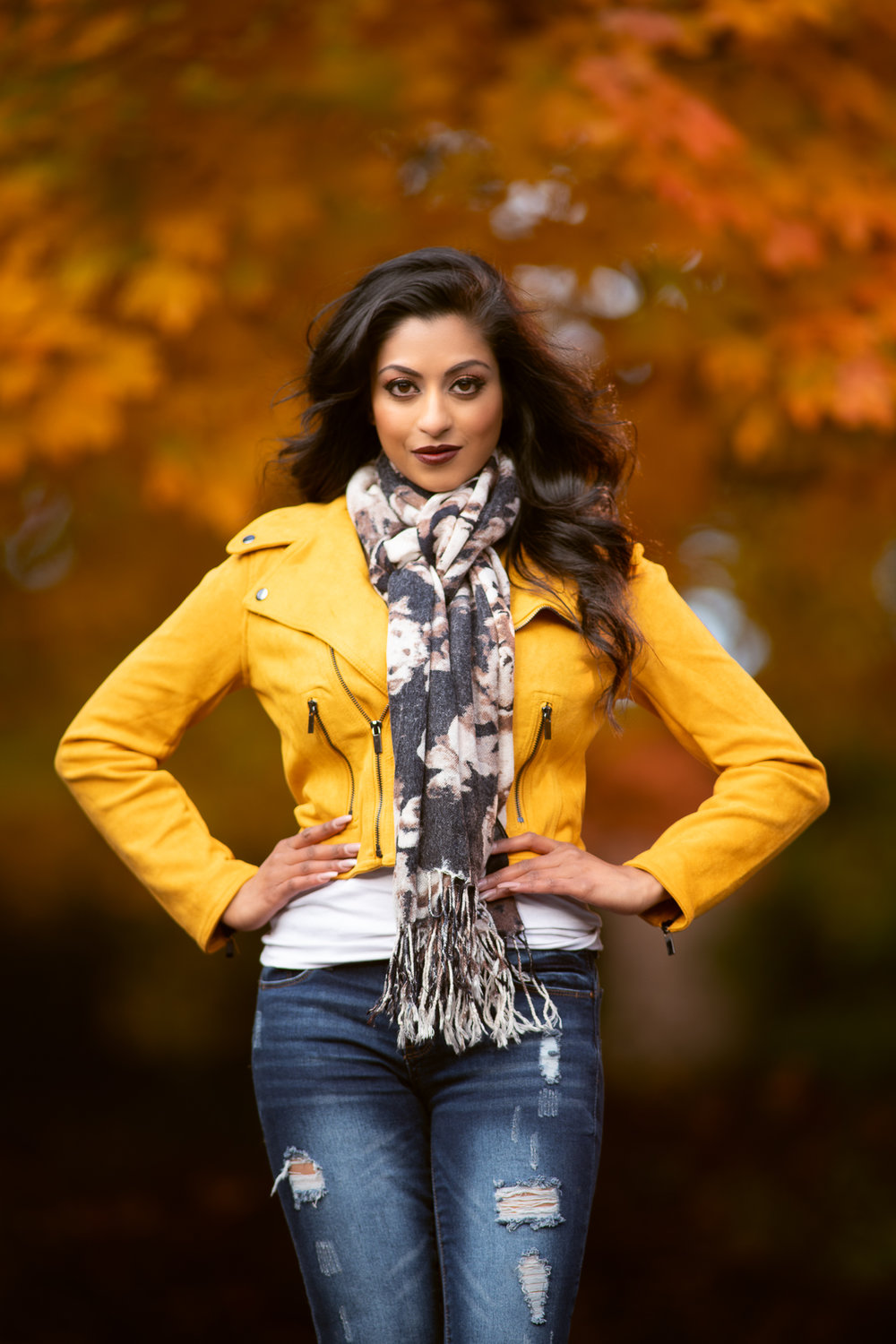 Atlanta Fall Color Photo shoot