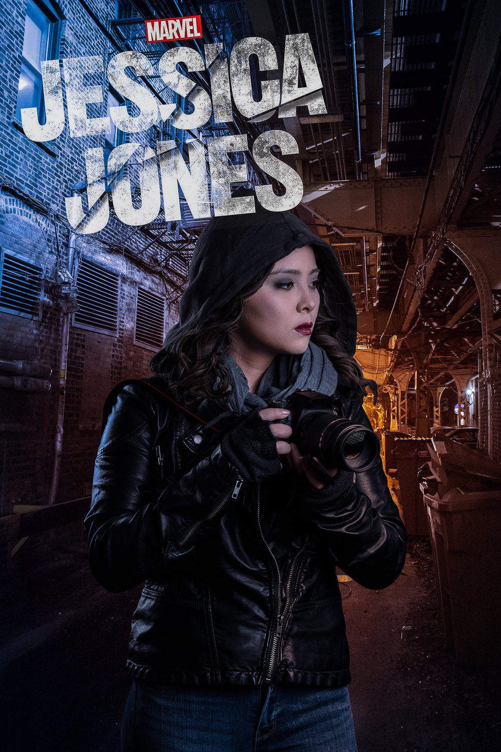 Atlanta Cosplay Photography - Jessica Jones