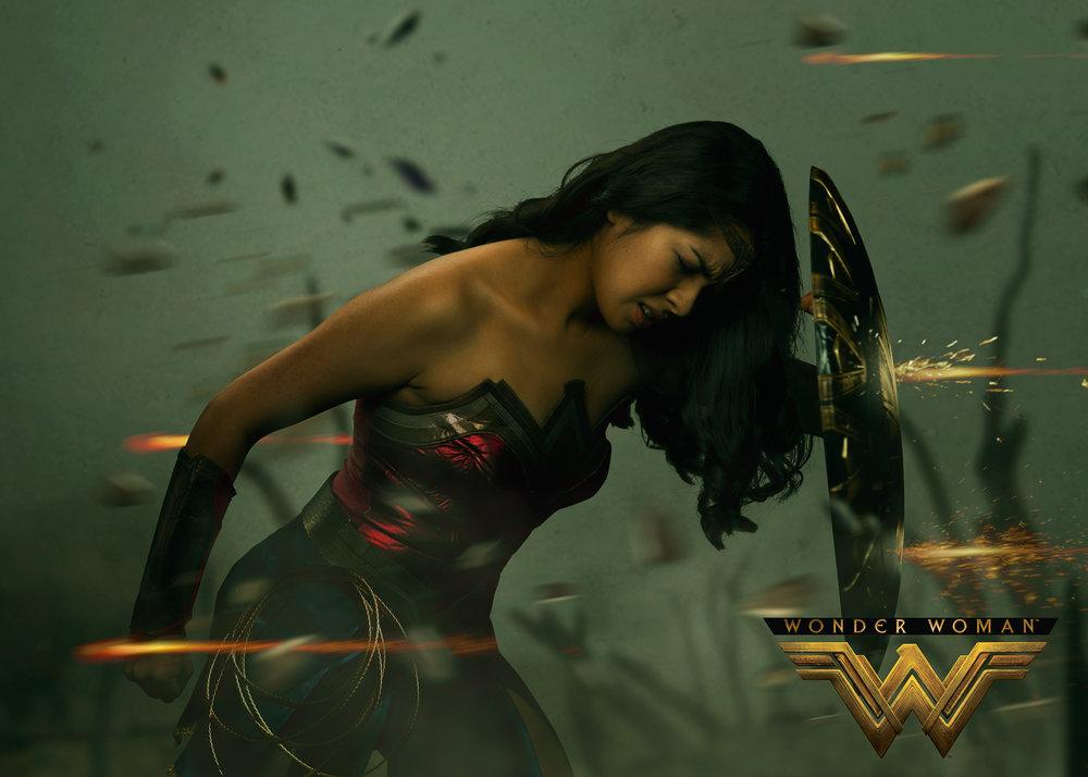 Wonder Woman Cosplay - Avengers