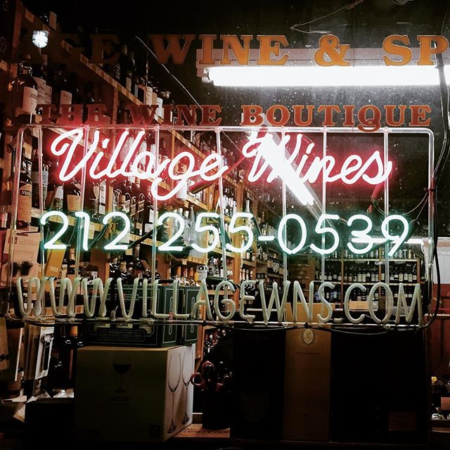 Long live New York neon ⚡️