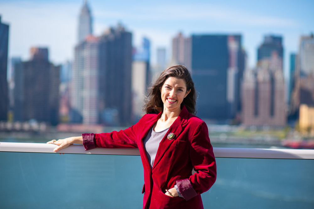 Sara Lyon, Founder of Glow Birth & Body