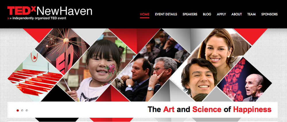 TEDx New Haven | The Art and Science of Happiness