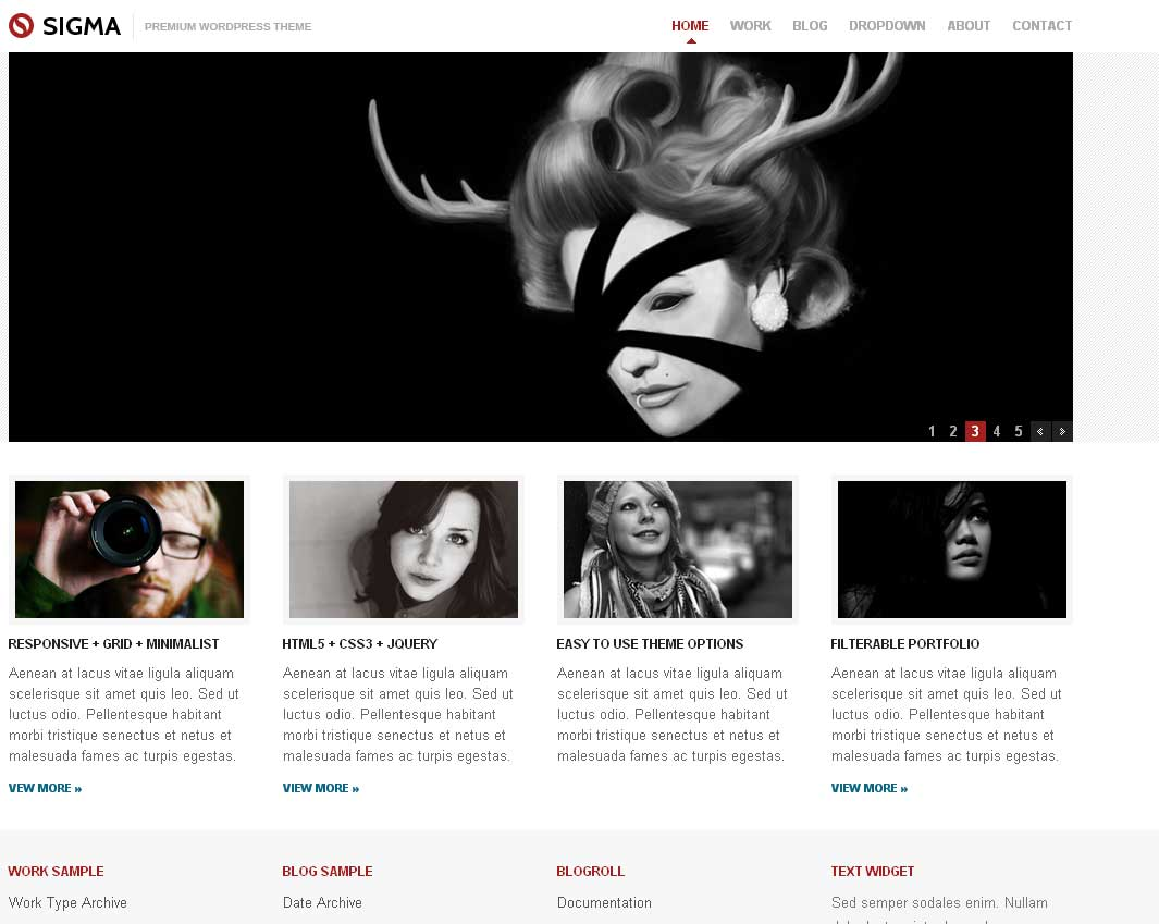 sigma-wordpress-theme