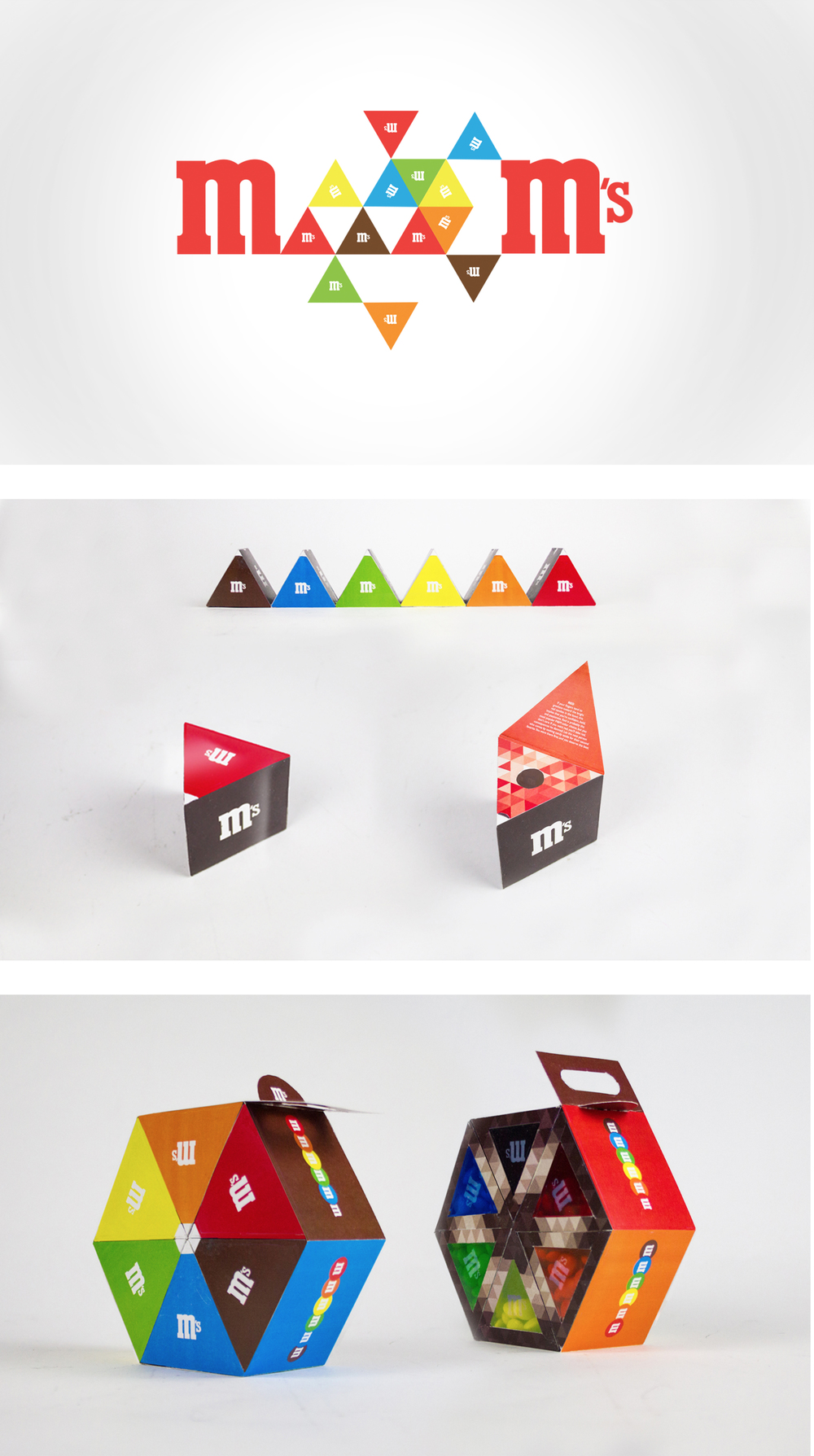 M&M - Packaging Design — XUANCHEN LI