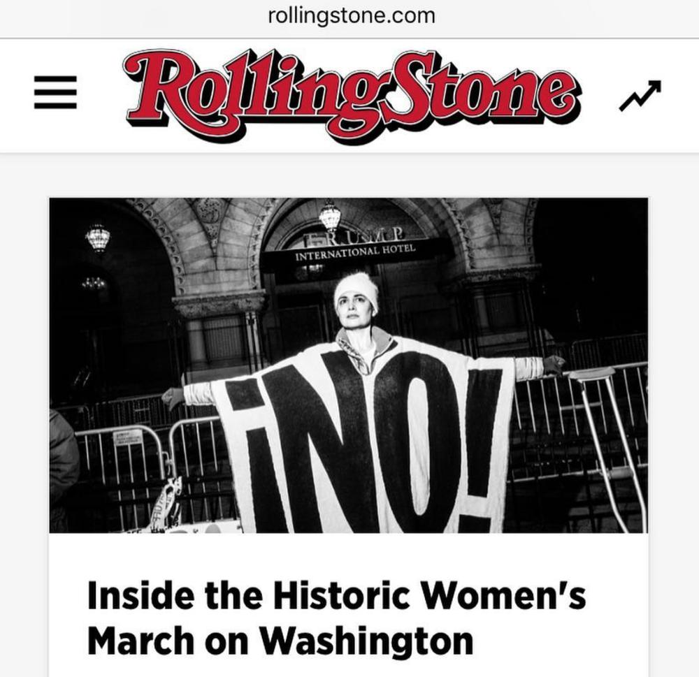 FEATURE IMAGE - Rolling Stone Magazine by Tessa Stuart | 1.21.2017