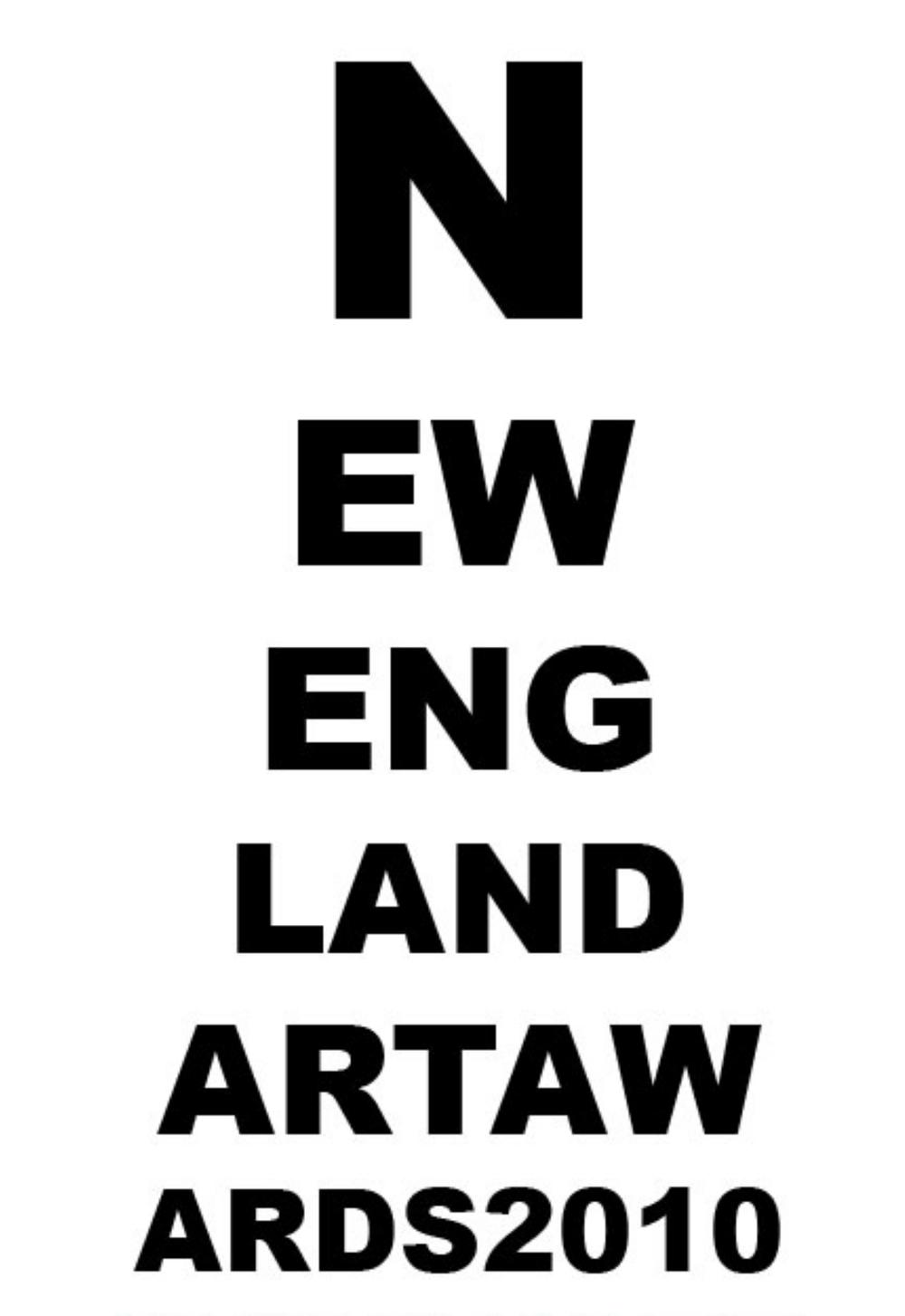 AWARD - New England Art Award for Best Performance/Street Artist | 2010