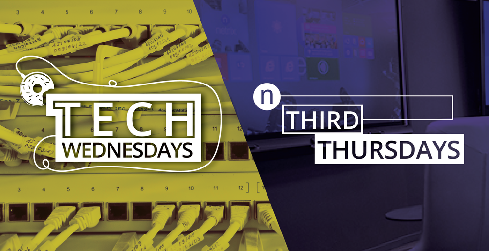 Tech Wednesday & Third Thursday