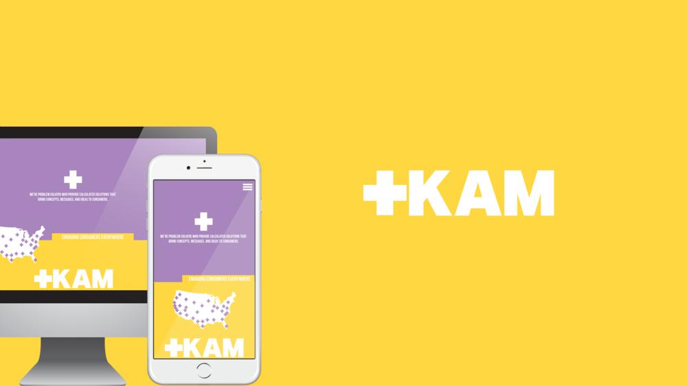 +KAM Branding