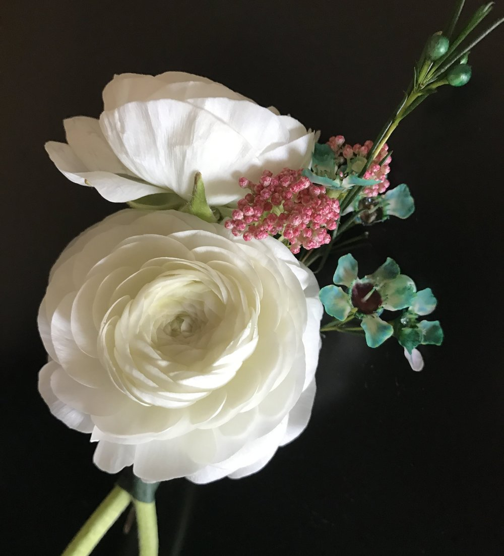 boutonnieres - weddings