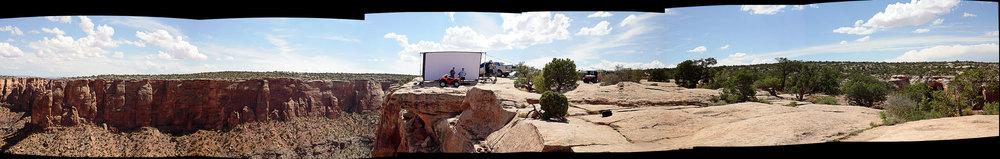 Honda ATV shoot