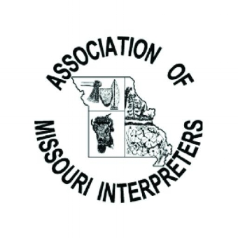 Association of Missouri Interpreters The association of missouri Interpreters is a professional, non-profit organization established to inspire and support the work of individuals and groups engaged in the art of interpretation. Those involved in interpretation are naturalists, tour guides, historians, volunteers, environmental educators, and zoo staff. Interpreters work in nature centers, historic sites, county and state parks, museums, schools, libraries and zoos across Missouri. Membership is open to any person or organization with an interest in promoting the interpretation of Missouri's natural or cultural resources. for more visit www.mointerp.net