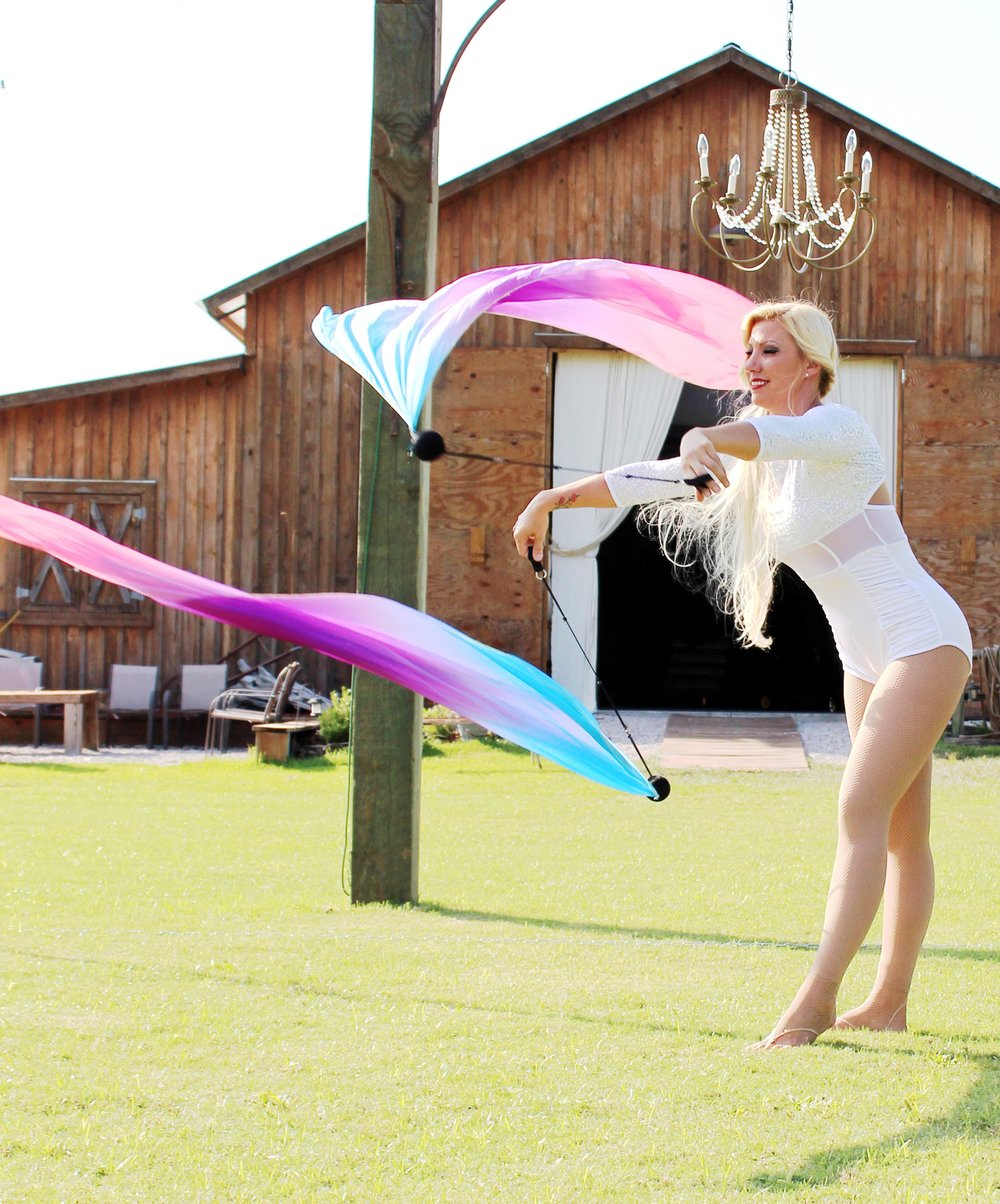 Destin Aerial Events Veil Entertainment