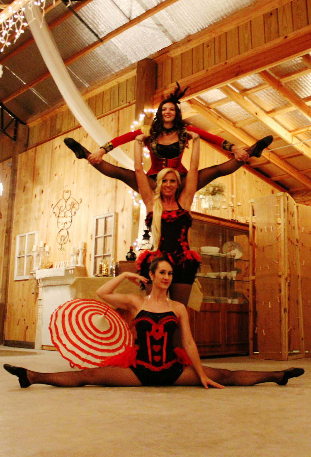 Destin Aerial Events Acrobatic Acro Entertainment