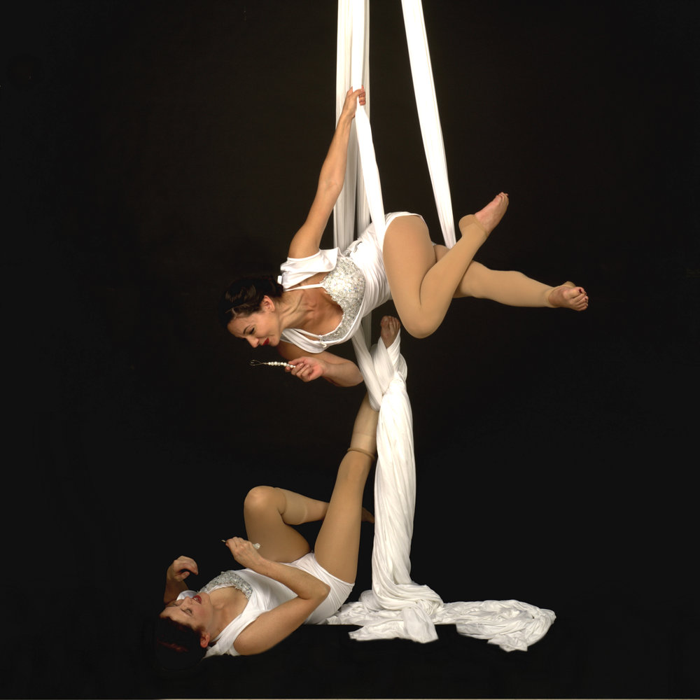 Destin Aerial Events Aerial Dance Show Performance Entertainment