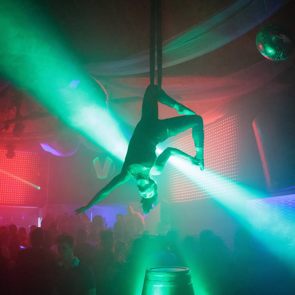 Destin Aerial Events Sling Entertainment