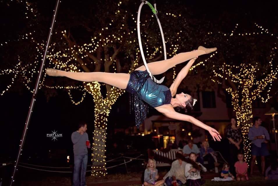 Destin Aerial Events Lyra Entertainment