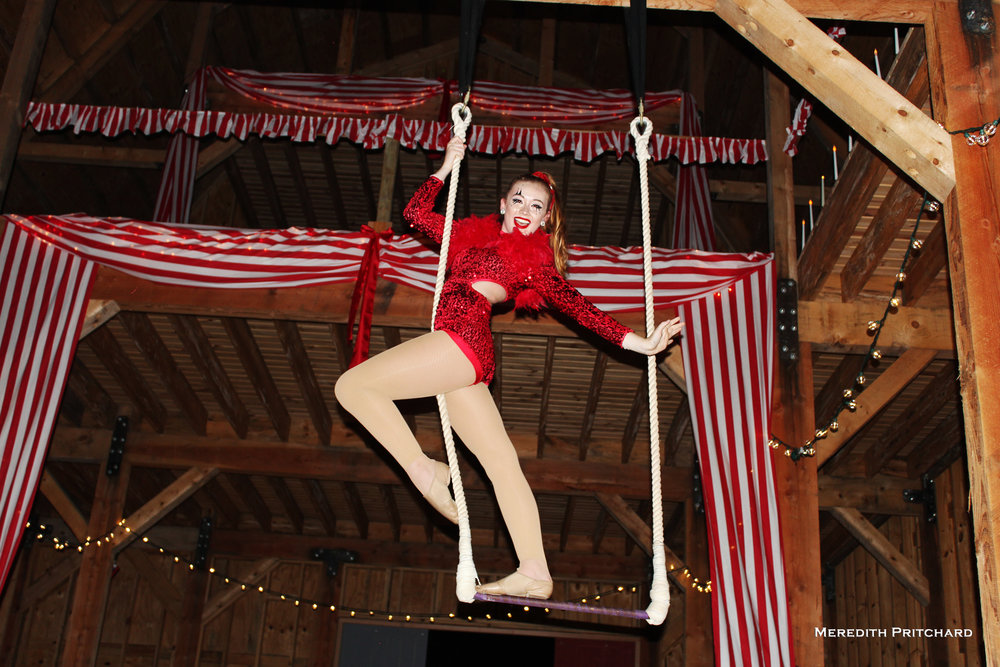 Destin Aerial Events Trapeze Entertainment