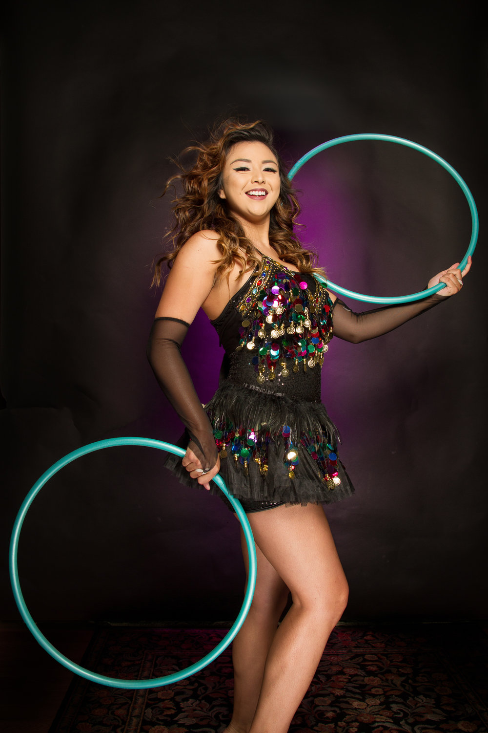 Destin Aerial Events Hoop Hooping Entertainment