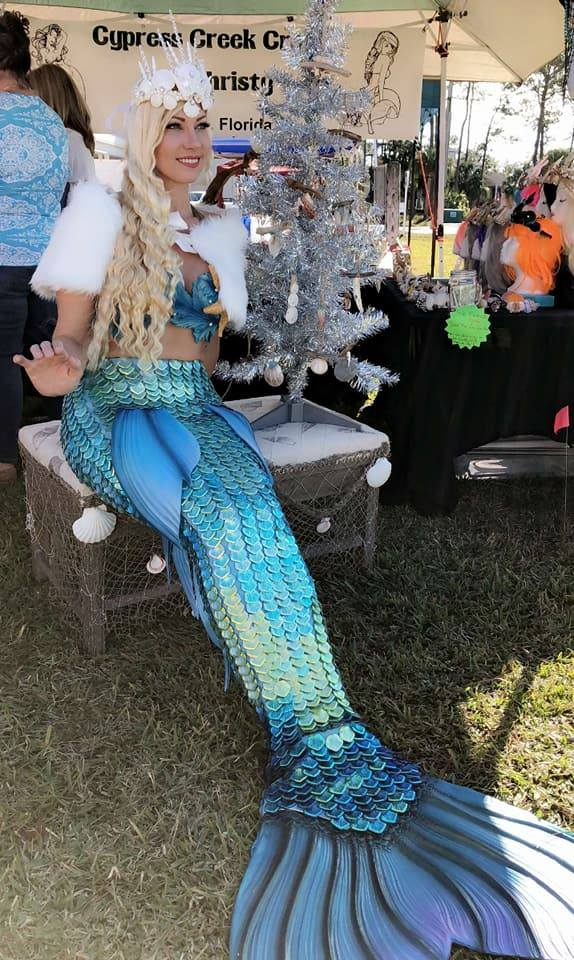 Destin Aerial Events Mermaid Entertainment