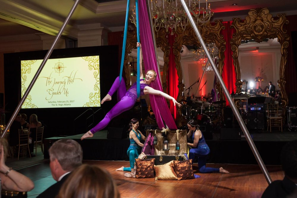Destin Aerial Events Moroccan Arabian Nights Show Performance Entertainment