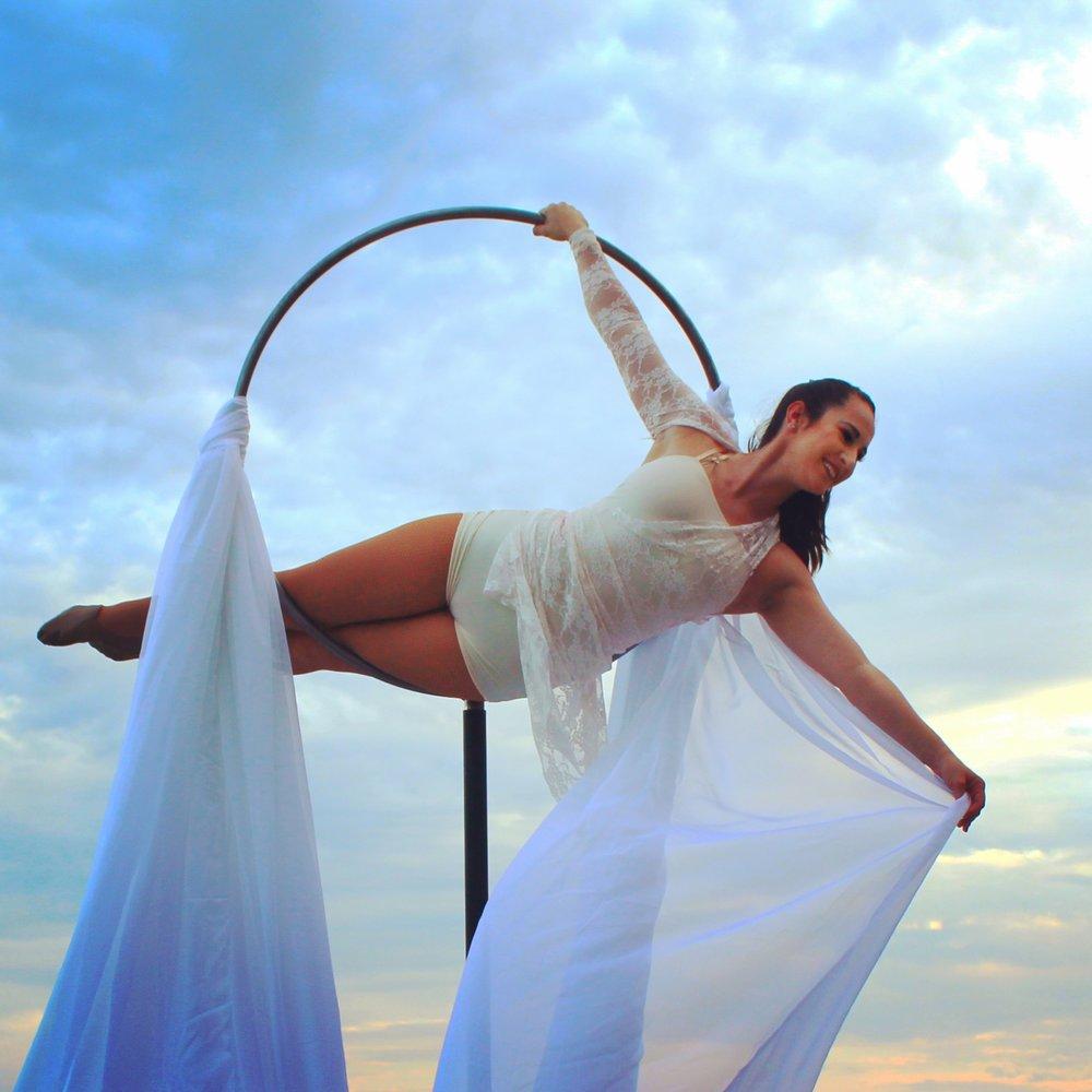 Lollipop Lyra Aerial Events Entertainment