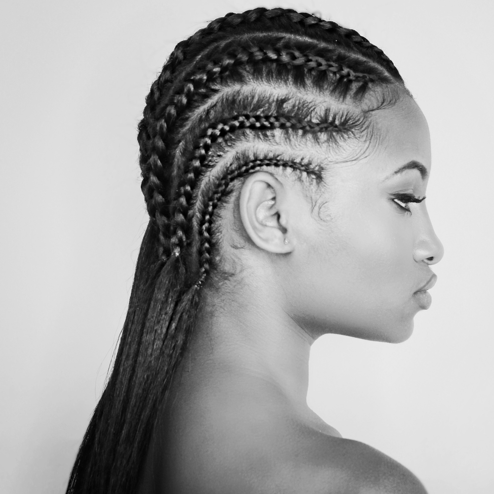 """Way Back"" Cornrows"